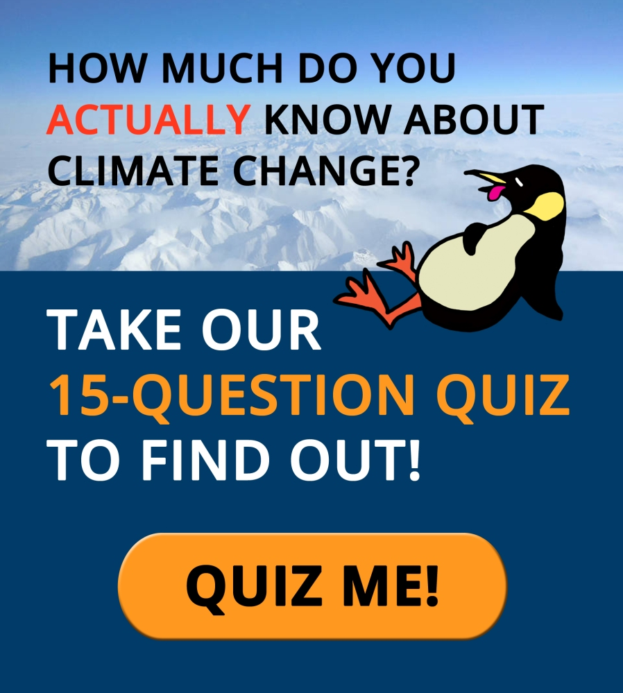 Climate Change Quiz – 15 Questions – Little Climate