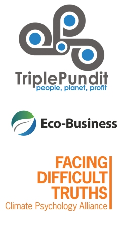 TriplePundit, Eco-Business.com, Climate Psychology Alliance CPA